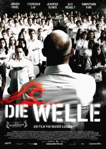 die welle. poster.
