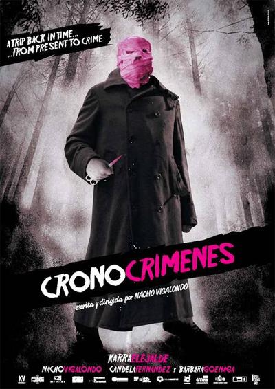 Zbrodnie czasu - Timecrimes (2007) Napisy pl